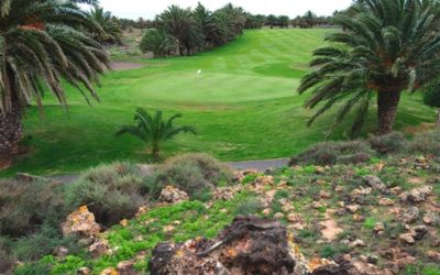 Where to tee off in Lanzarote