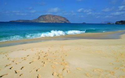 Visit the island of La Graciosa