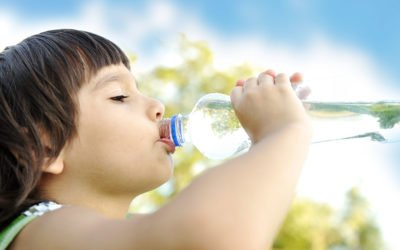 Drink lots of water to keep hydrated please