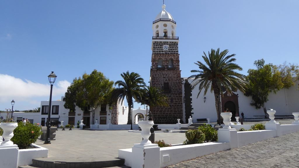 Teguise is a MUST visit on a non-market day