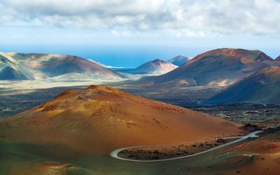 New water supply below Timanfaya?