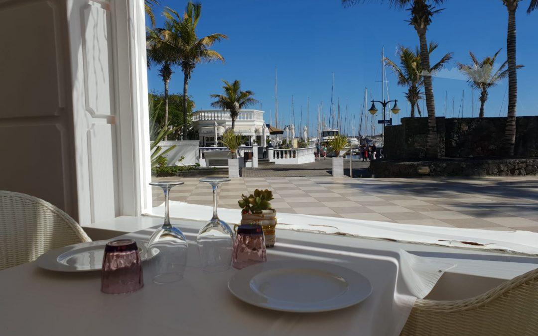 Restaurante Amura, Puerto Calero